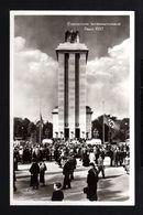 12940-GERMAN EMPIRE-MILITARY PROPAGANDA POSTCARD Exhibition PARIS .WWII.DEUTSCHES REICH.POSTKARTE.carte Postale - Weltkrieg 1939-45