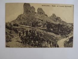 Q74 CARTOLINA MORCONE BENEVENTO   VIAGGIATA 8/11/1914 - Benevento