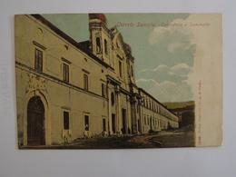 Q75 CARTOLINA CERRETO SANNITA  BENEVENTO   VIAGGIATA 1914 - Benevento