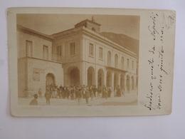 Q78 CARTOLINA   SOLOFRA AVELLINO   VIAGGIATA  1910 - Avellino