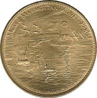 75 PARIS MUSÉE MARMOTTAN CLAUDE MONET MÉDAILLE ARTHUS BERTRAND 2007 JETON MEDALS TOKENS COINS - 2007