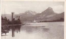 AK St. Wolfgang Am Abersee - Leuchtturm  (42233) - St. Wolfgang
