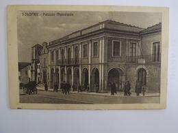 Q80 CARTOLINA   SOLOFRA AVELLINO   VIAGGIATA  1913 - Avellino