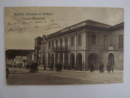 Q81 CARTOLINA   SOLOFRA AVELLINO   VIAGGIATA  1911 - Avellino