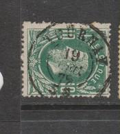 COB 30 Oblitération Double Cercle TOURNAY - 1869-1883 Leopold II