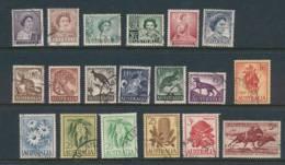 AUSTRALIA, 1959 Definitives Complete Fine Used - 1952-65 Elizabeth II : Pre-Decimale Uitgave