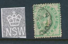 AUSTRALIA, POSTAGE DUE  1902 3d (changed Design) P12 Fine Used, SGD15, Cat £110 - Strafport