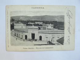 Q92 CARTOLINA  CASERTA    VIAGGIATA - Caserta