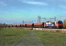638 G 2000 Livrea Barilla Parma Rairoad Trein Railweys - Treinen
