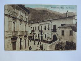 Q97 CARTOLINA PIEDIMONTE D'ALIFE BENEVENTO   VIAGGIATA 1929 - Benevento