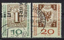 BRD 1959 // Mi. 310/311 B O - BRD