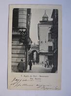 Q107  CARTOLINA S. AGATA DEI GOTI BENEVENTO   VIAGGIATA 1907 - Benevento
