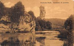 PIESKOWA SKALA POLAND~SOKOLICHA Od JEZIORKA~WOLNIEWICZA PHOTO POSTCARD 40938 - Polen