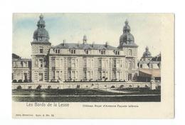Houyet - Château Royal D'Ardenne - Façade Latérale Colorisée - Nels Série 8 N° 25 - Circulé 1902 - Houyet