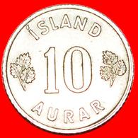 + GREAT BRITAIN BIRCH (1946-1969): ICELAND ★ 10 ORE 1953! LOW START ★ NO RESERVE! - Islandia