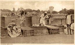 RARE  DHOBIE GROUND  INDIA  INDIEN - India