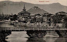KASHMIR VIEWS INDIA  INDIEN - India