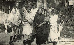 Indien - CHANDERNAGOR GROUPE BENGALI  INDIA  INDIEN - India
