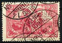 D-REICH INFLA Nr 115é Zentrisch Gestempelt X6873A6 - Deutschland