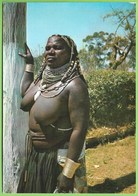 Nu - Nude - Ethnique - Ethnic - Moçamedes - Angola - Afrique Du Sud, Est, Ouest