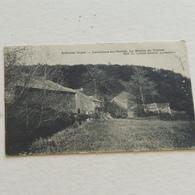 LAVACHERIE - Le Moulin De Trinval - Envoyée - Sainte-Ode