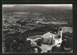 AK Ronchamp, Chapelle De Notre-Dame Du Haut, Bauhaus - Bâtiments & Architecture