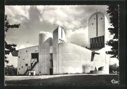 AK Ronchamp, Chapellede Notre Dame Du Haut, Bauhaus - Buildings & Architecture