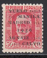 1936    Edifil Nº  741  MNH. - 1931-Aujourd'hui: II. République - ....Juan Carlos I