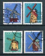 DDR Michel-Nr. 2657-2660 Gestempelt - Usati