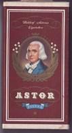 Allemagne - Boite à Cigarette Vide - Astor - - Cigarettes - Accessoires