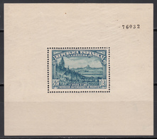 1938  Edifil Nº  758  MNH. - 1931-50 Neufs