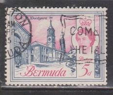 BERMUDA Scott # 179 Used - Dockyard Building - Bermuda