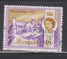 BERMUDA Scott # 182b Used - Bermuda Cottage - Watermarked Sideways - Bermuda