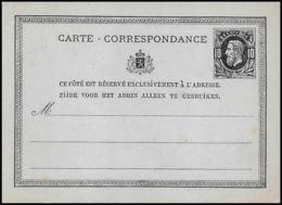 2348/ Belgique (Belgium) Entier Stationery Carte Postale (postcard) N°8 Neuf 1874 - Postcards [1871-09]