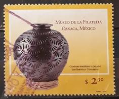MÉXICO 1998 Inauguration Of Philatelic Museum, Oaxaca. USADO - USED. - Mexique