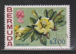 BERMUDA Scott # 328 Used - Flowers - Bermuda