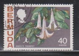 BERMUDA Scott # 325 Used - Flowers - Bermuda