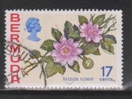 BERMUDA Scott # 322 Used - Flowers - Bermuda