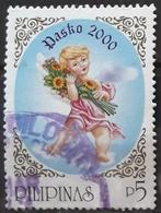 FILIPINAS 2000 Christmas. USADO - USED. - Filipinas