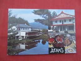 Beam's Chinese American Restaurant  Spruce Pine   North Carolina >   Ref  3457 - Altri