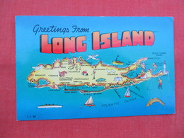 New York > Long Island  Map     >   Ref  3457 - Long Island