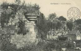 "CPA FRANCE 08 ""Carignan, Ancien Bastion"" - France"
