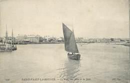 "CPA FRANCE 50 ""Saint Vaast La Hougue, Le Port"" - Saint Vaast La Hougue"