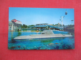 Submarine Ride   Ref  3458 - Disneyland