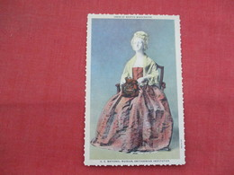 Dress Of Martha Washington         Ref  3458 - Famous Ladies