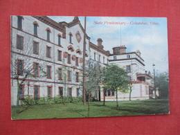 State Penitentiary  Columbus Ohio    Ref  3458 - Gevangenis