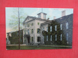Women's Prison Auburn NY      Ref  3458 - Gevangenis