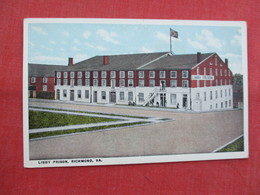 Libby Prison  Richmond Va.   Ref  3458 - Prigione E Prigionieri