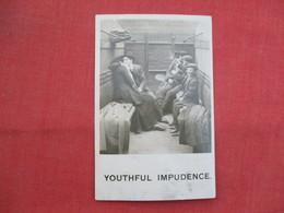 Youthful Impudence UK Cancel>    Ref  3458 - Humour