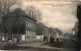 1 Postkaart Kapellen Cappellen  Antwerpsche Steenweg Antwerpse Chaussée D'Anvers C1910 - Kapellen